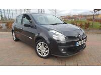2006/06 Renault Clio Initiale 6G 1.5 DCI 106BHP Full Service History Panoramic Roof Beige Leather