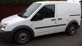 ford transit connect 220L SWB 2008 0ne owner