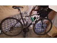 Giant escape bike for sale, aluminium frame, good condition.
