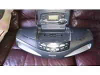 Panasonic Cobra cd Ghetto blaster