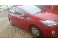 2011 TOYOTA PRIUS T3 WITH PCO LICENCE - GREAT CONDITIONS AND RARELY USED