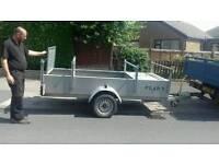 indespension trailer 2013 4x9 ft 900kg goss