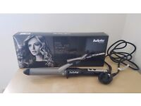 Babyliss Pro 210 Hair Curling Styling Tongs NEW