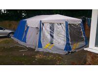 Large Frame Tent