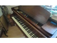 Challen Baby Grand-Plays well