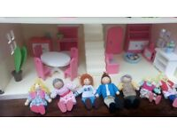 Dolls House ( Early Learning Centre)