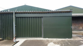 Secure storage unit available to rent 26ft x 15.5ft