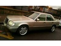 Mercedes E220 W124 (Enthusiast Owned) Extremely Well Loved