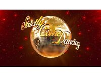 Strictly Come Dancing Live Tour '17. 2 x Amplify Hospitality Tickets @ Barclaycard Arena Birmingham.
