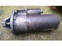 Ford diesel starter motor