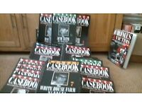 murder case book