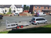 transporter cars twin trailer 750 O.N.O.