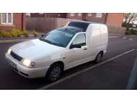 *2004* VW Caddy DIESEL VAN * CHEAP RELIABLE VAN!*not ford transit,berlingo,recovery,iveco,tdi,boxer