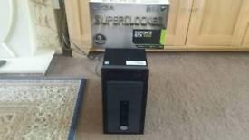 SUPER Core i5 4th Gen Gaming PC, 8GB DDR3 RAM, 500GB HD, Brand New Geforce GTX 1050 2GB GDDR5, Win10