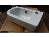 Small Vanity Basin for Cloakroom