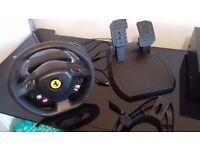 Thrustmaster Ferrari F458 Italia Racing Wheel for PC and XBOX360