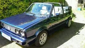 Mark 1 Golf Cabriolet