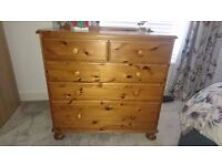 Ducal pine bedroom furniture