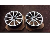 BMW M5 alloys wheels