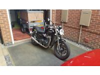 Triumph Street Twin Black