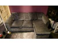 3 seater corner sofa with storage space