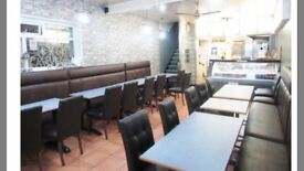 TAVA Takeaway/Restaurant Business for sale. Busy main road location.