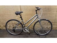 Ladies hybrid bike REEBOK SKYLITE Frame 17""