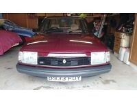 Renault 18. Not 4 , 5 , 19 or 21