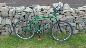 Kona lava dome retro steel mountain bike 1998