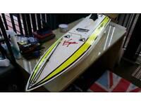 rc boat hull