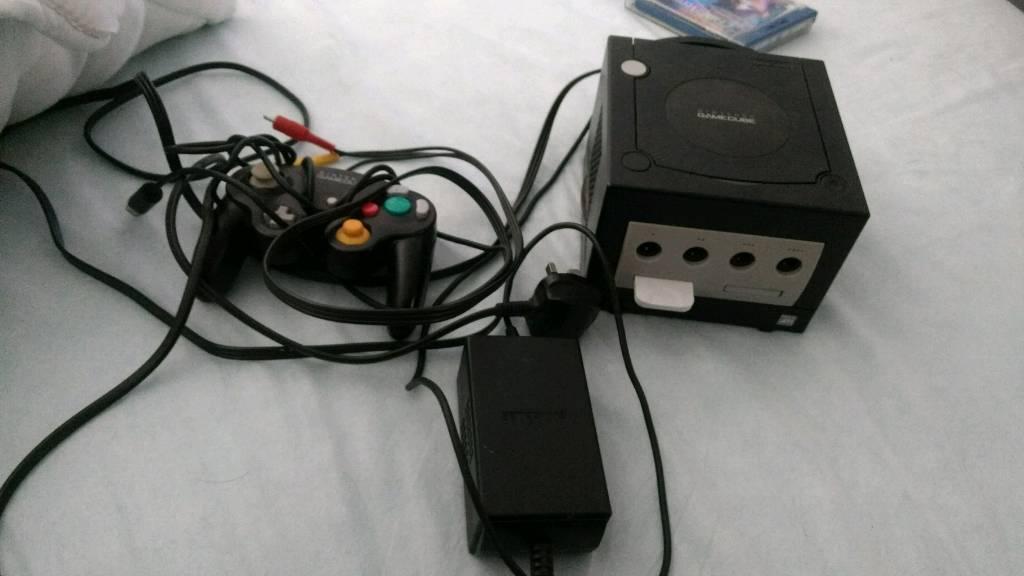 Nintendo GameCube in good condition