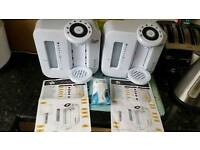 X2 tommee tippee perfect prep machines