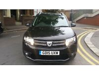 dacia logan laureate 2015 black £30 tax
