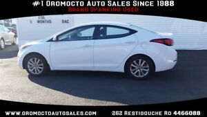 2016 Hyundai Elantra WINTER TIRES,SUNROOF, HEATED SEATS,
