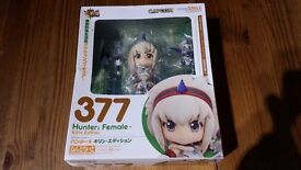 Monster Hunter Figure Female Kirin Edition Brand new in the box 377 Good Smile Company