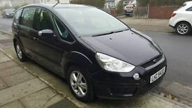 2009 FORD SMAX 1.8TDCI..HPI CLEAR..VERY G