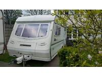 compass rally gt 2 bert in good clean ideal for first caravan or office