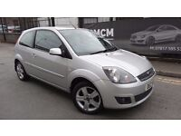 2007 Ford Fiesta 1.2 Climate - ONLY 69,457 MILES - FULL YEARS MOT - not focus corsa clio ibiza