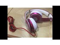 Monster Beats Dr. Dre Solo HD Headphones Ex Cat No Box (New )