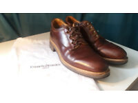 Russell & Bromley Shoes brown leather [AS NEW!]