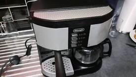 Delonghi bco255 coffee maker