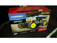 Rc car...... Losi mini 8ight 1/14 scale mini 4WD brushless buggy