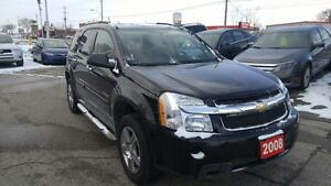 2008 Chevrolet Equinox LT | only 112,900KM | Warranty
