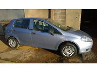 Fiat Grande Punto active 1.2, warranty, breakdown cover included, finance etc