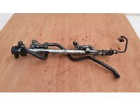 Mercedes Sprinter Diesel 2000-2006 cdi Engine Fuel Rail With Sensors and Pipes