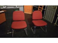 Office Desk Chairs, 2 available