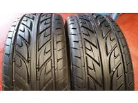 205 45 16 2 x tyres Arrowspeed N1000