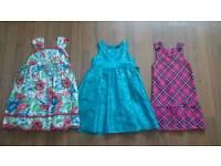 Girls dress bundle size 3-4 George