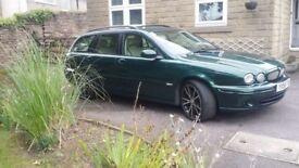X-Type Jaguar 2.2 Diesel Sport Estate