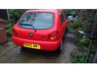 ford fiesta 1300 really clean for year